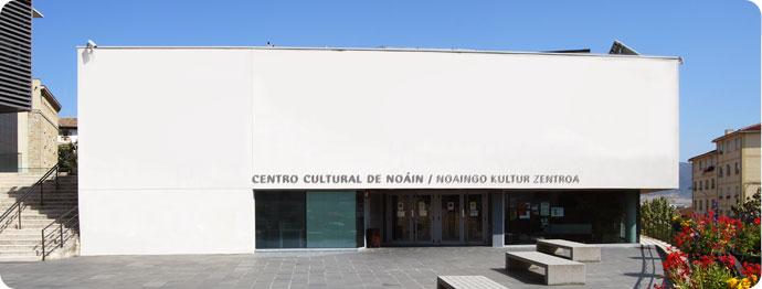 casa de cultura noain