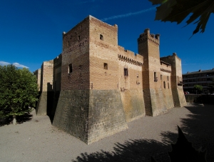 castillo de marcilla